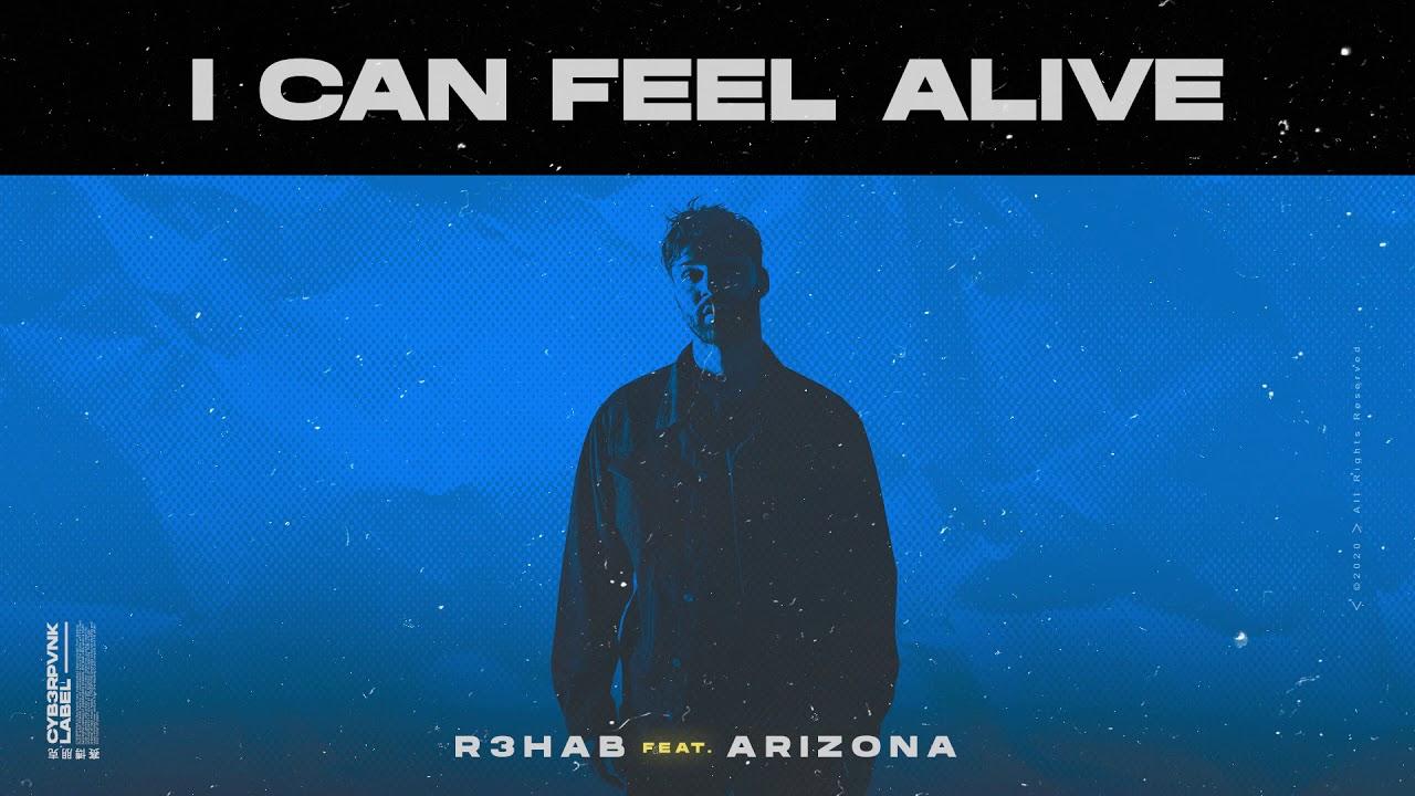 I Can Feel Alive Lyrics