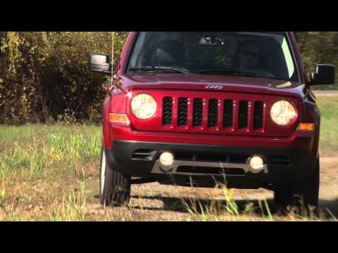 2014 Jeep Patriot - TestDriveNow.com Review by auto critic Steve Hammes
