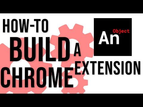 How To Build A Chrome Extension (Manifest V2) (2021 Web Development)