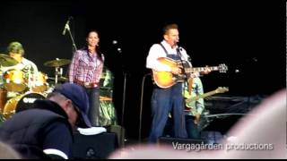 Joey+Rory - God help my man - Eskilstuna 2011