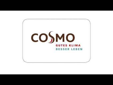 Partner für die Praxis: Der neue COSMO-Edelstahlverteiler