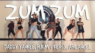 Zum Zum - Daddy Yankee, R.k.m & Ken Y, Arcangel Stef Williams Reggaeton Class