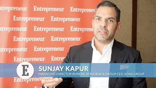 Sanjay Kapur on Why Sona Group is Ahead of Times in Indian Automobile Sector's Growth