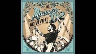 Marcelo D2 - PILOTANDO O BONDE 'NADA PODE ME PARAR - AO VIVO (CD)'