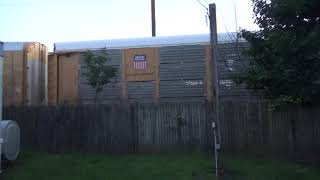 One Lone Norfolk Southern Mixed Freight Train in Perryville Maryland