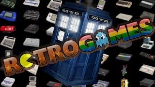 Doctor Who Tardis Retro gaming computer