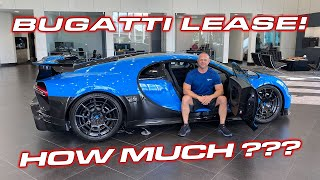 Lease payments on a $3.5M Bugatti Chiron Pur Sport? * Trade the Ferrari F8 as the down payment? by DragTimes