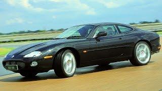 #3809. Jaguar XKR 100 Coupe 2002 (отличные фото)