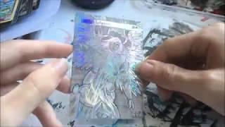 MTG How I Alter Holo Magic The Gathering Cards - Holo MTG Altered Art | Blvckink