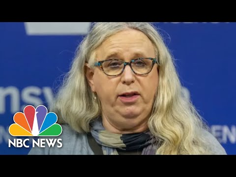 Biden Nominee Dr. Rachel Levine Met With Transphobic Smear Campaign   NBC News NOW