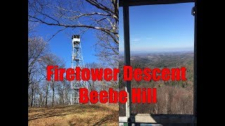 Fire tower Descent