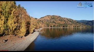 Осенние краски Золотого озера