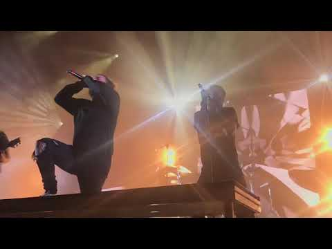 """I Prevail - """"Breaking Down"""" live at The Trauma World Tour 2019 (House Of Blues, Las Vegas)"""