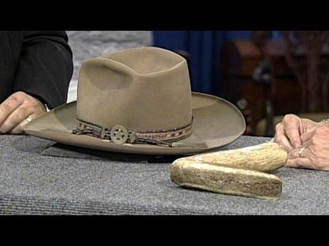 Vintage Louisville Preview: Stetson Cowboy Hat, ca. 1870