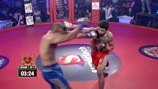 MMA In India | Kultar Singh Gill vs Amr Wahman | SFL 4