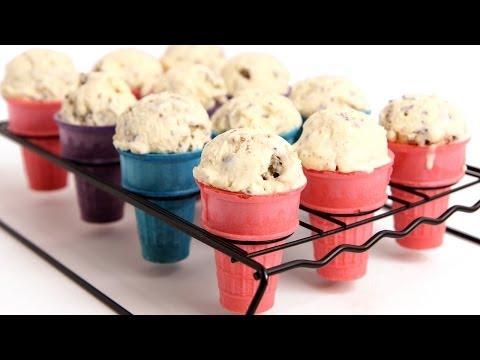 Cookie Dough Ice Cream Recipe – Laura Vitale – Laura in the Kitchen Episode 781
