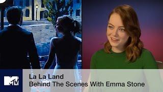 La La Land Ending Behind The Scenes With Emma Stone  MTV