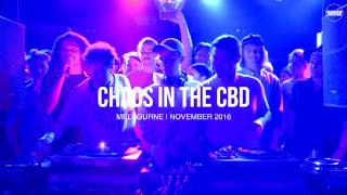 Chaos In the CBD Boiler Room Melbourne DJ Set