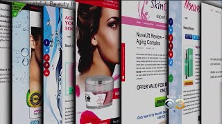 Warning About Health And Beauty Products That Offer So-Called Risk-Free Trial Samples