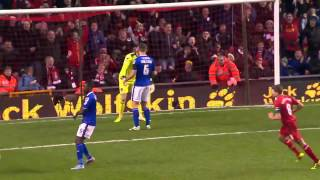 Liverpool FC 20 Oldham  Highlights 05012014