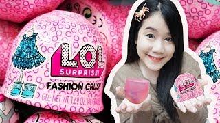 L.O.L เยลลี่เซอร์ไพรส์ มาสุ่มลุ้นเสื้อผ้าและเครื่องประดับกัน !! | L.O.L Surprise Fashion Crush