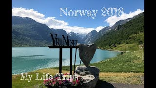 Norway Summer Tour June 2018