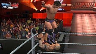 Hướng dẫn cài đặt game WWE Smackdown vs Raw 2011