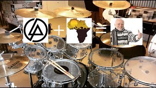 Linkin Park - Crawling Through Africa [Very Serious Drum Cover with only a few memes]