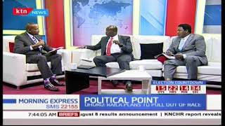POLITICAL POINT: Jubilee's preparations in place for elections