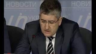 Пресс-конференция ректора НМУ им. А. Богомольца Екатерины Амосовой