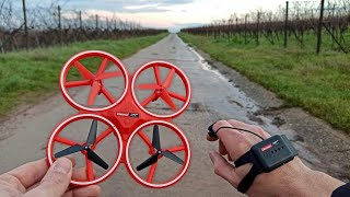 Carrera RC Motion Copter mit Gestensteuerung - Test Unboxing Review Quadrocopter