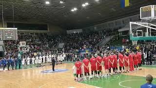 Отбор ЧМ. Гимн Украины в матче Украина - Черногория