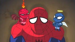 Великий Человек-паук -  Ненавижу физ-ру - Сезон 1, Серия 6 | Marvel