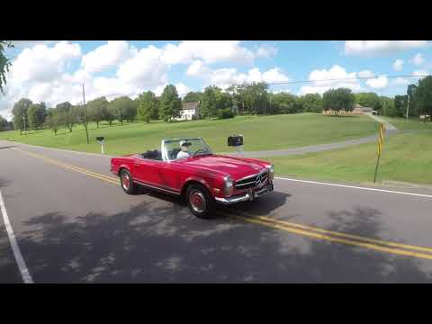 1971 Mercedes-Benz 280SL (CC-1385307) for sale in Lebanon, Tennessee