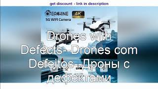 Eachine EX4 Camera Drone 5G WIFI 1KM OR 3KM FPV GPS 4K HD Camera 3 Axis Gimbal 25 Mins Flight Time