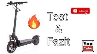 Wizzard 2.5 Plus eKFV Test & Fazit - mit Electric Commuter zu Gast