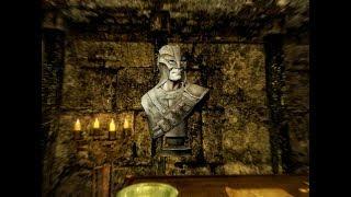 The Elder Scrolls V: Skyrim. Бюст Серого лиса. Прохождение от SAFa