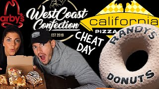 FITCOUPLES BIGGEST W.O.W MOMENT EVER CHEATDAY