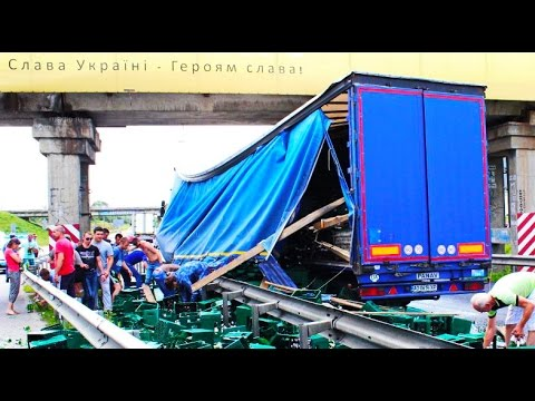Best Truck Crashes, Truck Accident Compilation 2016 Part 6 Mp3