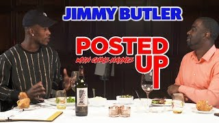 Jimmy Butler Joins Posted Up With Chris Haynes: A Yahoo Sports Podcast