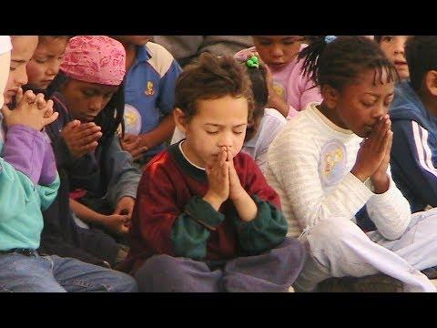 «Отче наш» молитва на Арамейском, исполняет Виктория Оганисян