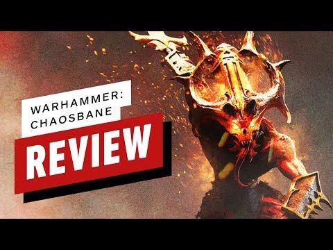 Trailer de Warhammer: Chaosbane Deluxe Edition