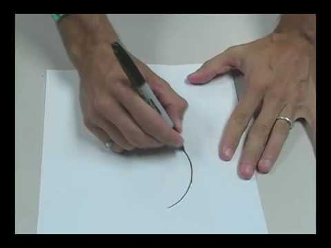 how to make your own compass to draw circles