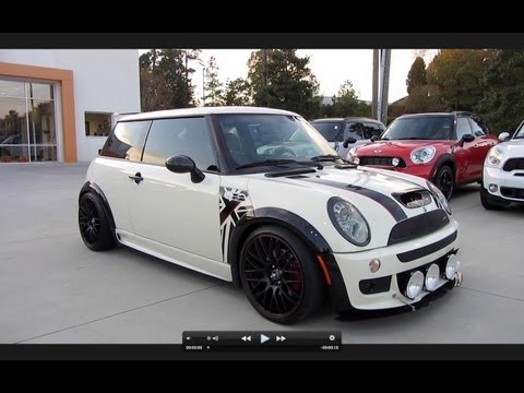 2006 Mini Cooper S Custom JCW In-Depth Tour