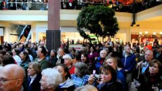 Random Act of Christianity...Singing Hallelujah At Buckland Hill Mall