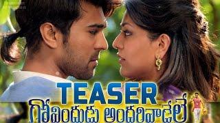 Govindudu Andarivadele Teaser is here!