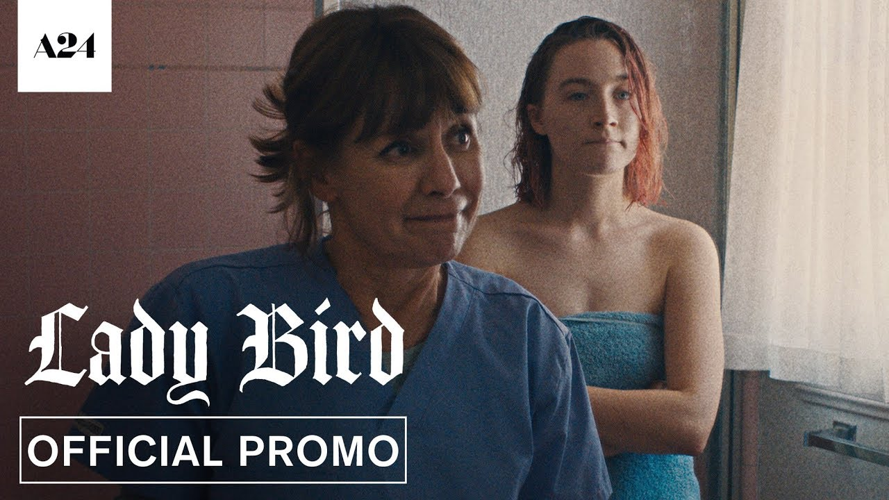 >Lady Bird | Fly | Official Promo HD | A24