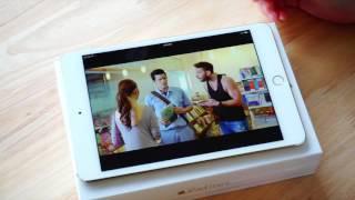 ::: รีวิว iPad mini4 แบบไทยไทย ตอนที่ 2 ::: ดูหนัง เล่นเกม เล่นเน็ต ฟินนน - dooclip.me