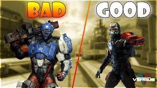 Modern Combat Versus UPDATE - Agent Balancing, Crosshairs, & More