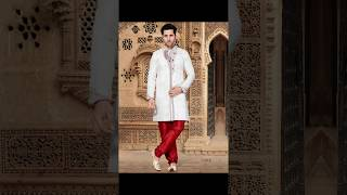 Mens Wedding Attire Indian Grooms Guide | Latest Mens Wear Collections Ready-made Kurta
